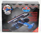Gearbox Limited Edition Amoco Regular WACO UBF Biplane Diecast Airplane Bank