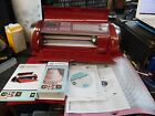 Cricut Cake Personal Electronic Cutter Machine Red CCA001 with Box