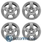 Audi A6 Allroad 2001 2005 17 Factory OEM Wheels Rims Set