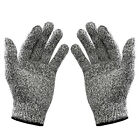 Adult Knit Cut-resistant Anti-abrasion Chain Saw Safty Gloves Level 5 Protection