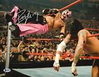 Rey Mysterio Signed 11x14 Photo BAS Beckett COA WWE Picture vs CM Punk Autograph