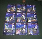 1999 STARTING LINEUP lot of ( 9 ) Mint !! JETER GRIFFEY RIPKEN GWYNN Others NICE