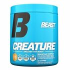 Beast Sports Nutrition CREATURE Creatine Powder Strength Endurance Recovery 300g