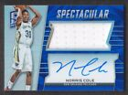2015-16 Panini Spectra Basketball Cards - Checklist Added 16