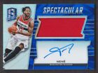 2015-16 Panini Spectra Basketball Cards - Checklist Added 18