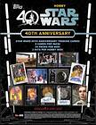 2017 Topps Star Wars 40th Anniversary Factory Sealed 8-Box Hobby Case