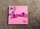Minnie Mouse 6 x 6 Accordion Scrapbook Album Pink