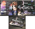 NEW KYLIE MINOGUE Showgirl Homecoming Taiwan 2-CD w/BOX Live X White Diamond