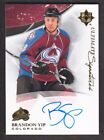 2010-11 Ultimate Collection Hockey 23