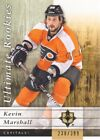 2011-12 Upper Deck Ultimate Collection Hockey Cards 25