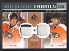 Top-Selling 2011-12 SP Game Used Hockey Cards 32