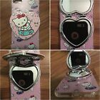 iPhone 7 Case 3D Make Up Mirror Pink Cute Cartoon Hello Kitty Soft Silicone G