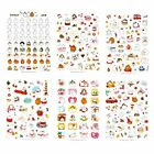 6pcs Cute Decorative Rabbit DIY Diary Label Album Sticker