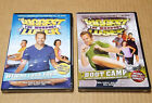 The Biggest Loser Weight Loss Yoga  Boot Camp DVDs Both are NEW