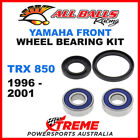 All Balls 25-1472 Yamaha TRX850 TRX 850 1996-2001 Front Wheel Bearing Kit