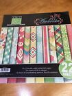 Bazzill Basic Paper 22 Sheets 12 x 12 Double Sided Scrapbooking Paper