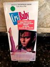CRY-BABY LONG BOX SEALED CD OOP ORIGINAL SOUNDTRACK JOHNNY DEPP JOHN WATERS