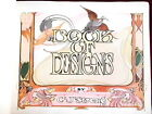 1917 STRONGS BOOK OF DESIGNS Art Nouveau Graphic  Commercial Design RARE