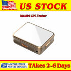 K8 Mini GPS Tracker Tracking Device Personal living Locator Alarm Tracking