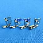 CONSEW SEWING MACHINE 206RB 225 226 255 WELTING PIPING WALKING FOOT SET 4 PAIRS