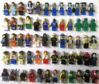 LEGO Lot of 60 Minifigures Power Miners NBA Hippy Jack Sparrow Leprechaun #8