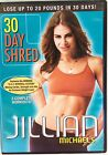 30 DAY SHRED JILLIAN MICHAELS DVD LOSE UP TO 20 POUNDS IN 30 DAYS