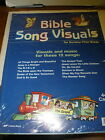 A Beka Bible Song Visuals Preschool 1st Grade music 44 cards to 12 songs