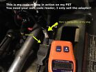 POLARIS CODE READER ADAPTER DIGITAL WRENCH ADAPTER to OBD2 CUSTOM