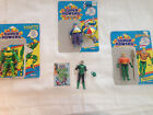 KENNER SUPER POWERS 4 FIG LOT AQUAMAN  MORE LOOSE COMPLETE FREE SHIP