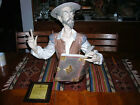 FINAL CLOSE OUT! LLADRO FIGURINE LISTEN TO DON QUIXOTE  20.5X20  LIMITED EDITION
