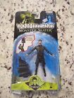 Van Helsing Dracula Figure Richard Roxburgh Jakks 2004 NIP Flying Action