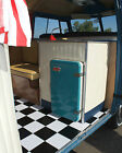 1963 Volkswagen Bus Vanagon Camper VW 1963 desirable RETRO CAMPER BUS