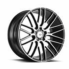 20 SAVINI BM13 MACHINED CONCAVE WHEELS RIMS FITS LEXUS LS430