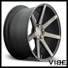 20 NICHE VERONA MACHINED CONCAVE WHEELS RIMS FITS ACURA TSX