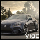 20 CONCEPT ONE CS55 CONCAVE WHEELS RIMS FITS LEXUS GS350 GS450H GS460