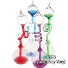 Hand Boiler Glass Science 3 PCS Color May Vary