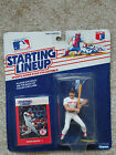 1988 STARTING LINEUP RED SOX WADE BOGGS ORIGINAL ACTION FIGURE unopened PACKAGE