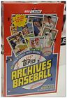 2017 Topps Archives Baseball Hobby Box NEW!!