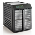 NEW Excalibur RES10 10 Tray Dehydrator With Digital Controller, Black