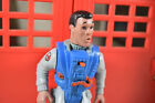 Screaming Heroes Winston Zeddmore Kenner The Real Ghostbusters Figure Complete