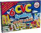 Didax Educational Resources CVC Spelling Board Game