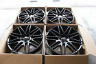 22 Mercedes Benz G Wagon Black Rims G Class G300 G400 G500 G550 G55 G63 Wheels