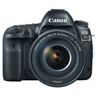 Canon EOS 5D Mark IV Full Frame Digital SLR Camera with EF 24 105mm II USM Lens