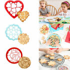 Animal Snowflake Heart Cookies Cutter Biscuit Pasty Cake Decorating Mould Tools