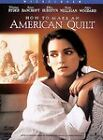 How to Make an American Quilt DVD DISC ONLY