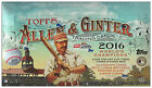 2016 Topps Allen & Ginter MLB Baseball F Sealed Hobby Box