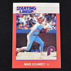 Mike Schmidt 1988 Starting Lineup SLU (Card Only)