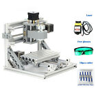 CNC Router Carving 1610 GRBL Control Engraving Machine Laser 10X Milling Cutter