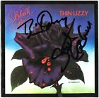 THIN LIZZY Black Rose, SCOTT GORHAM & BRIAN DOWNEY Jailbreak CD Autograph SIGNED