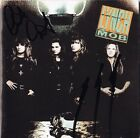 LYNCH MOB 1992 - Anthony Esposito & George DOKKEN Guitarist Ace Autograph SIGNED